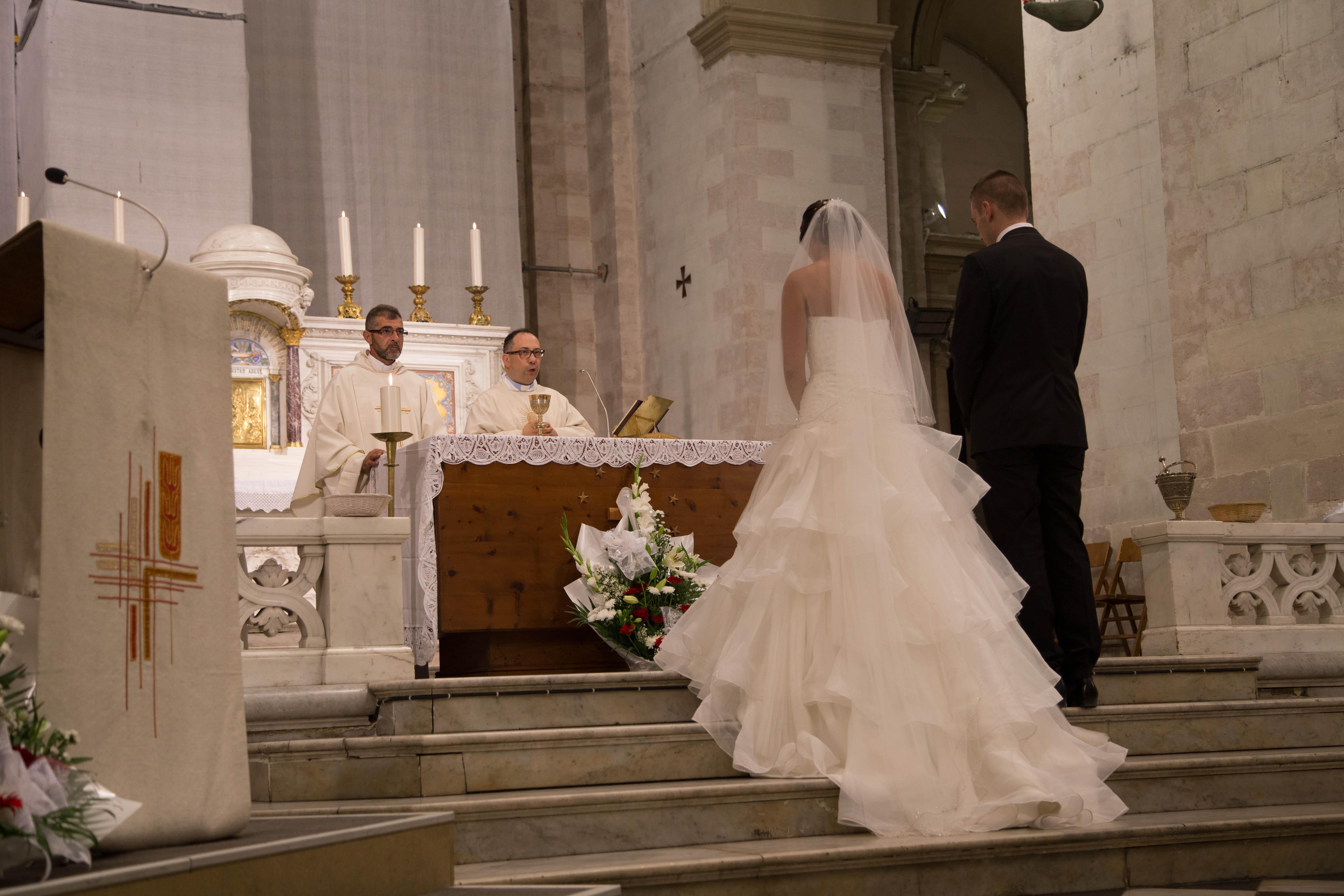 Mariage à la paroisse des Chartreux